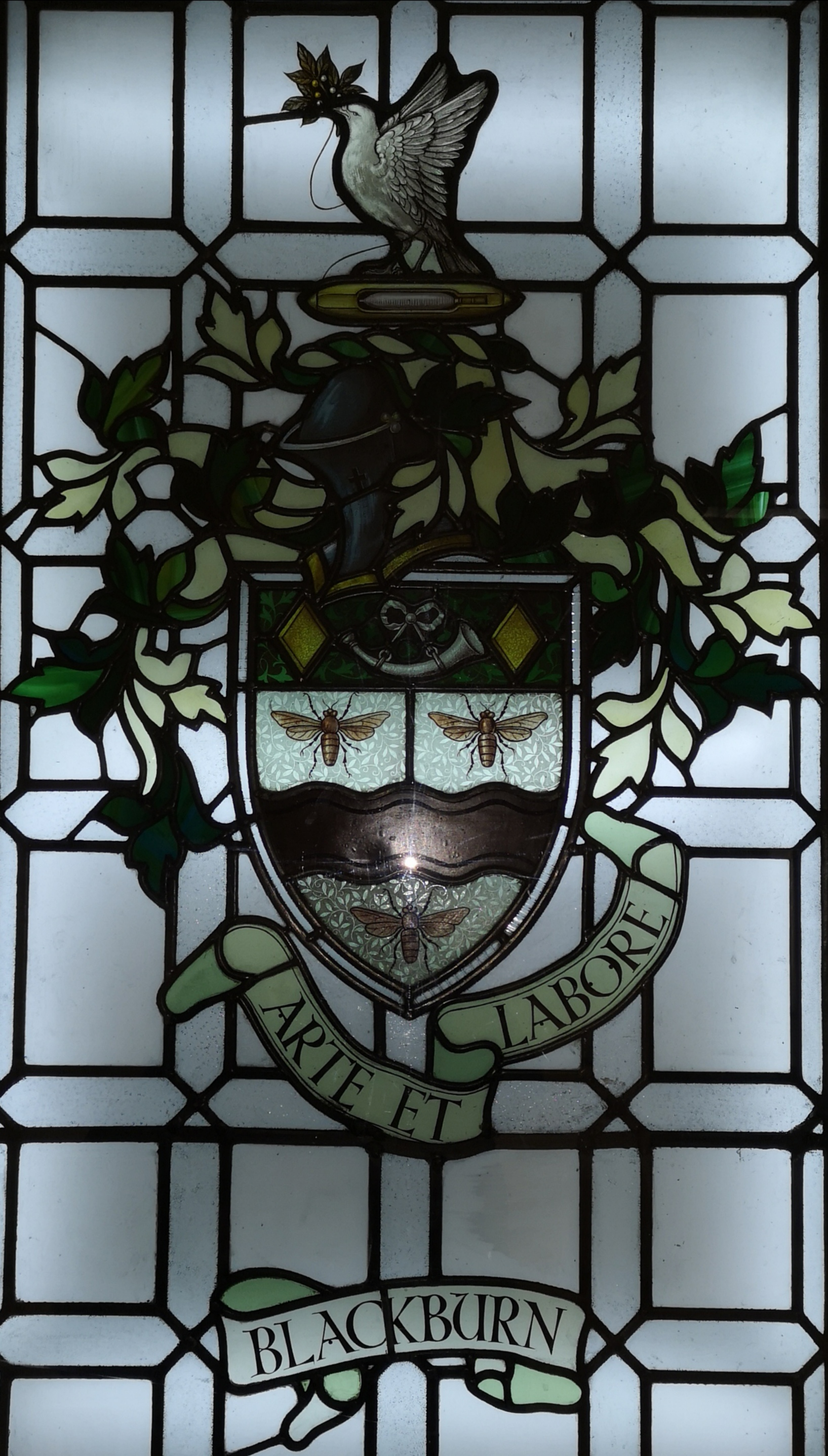 Blackburn coat of arms
