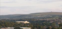 View of Blackburn from Chimneys