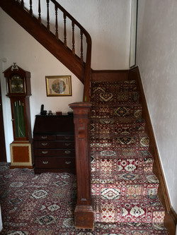 Hall and stairs to first floor