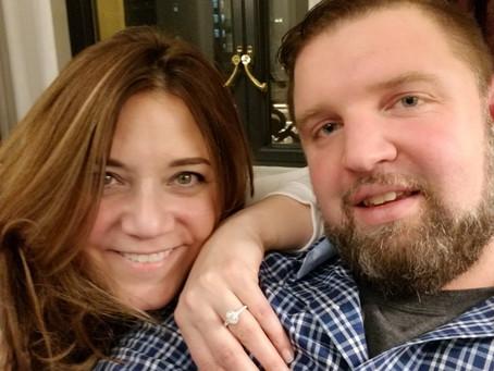 Christina and Cory Are Engaged !!