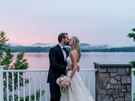 Hometown Summer Berkshires Wedding