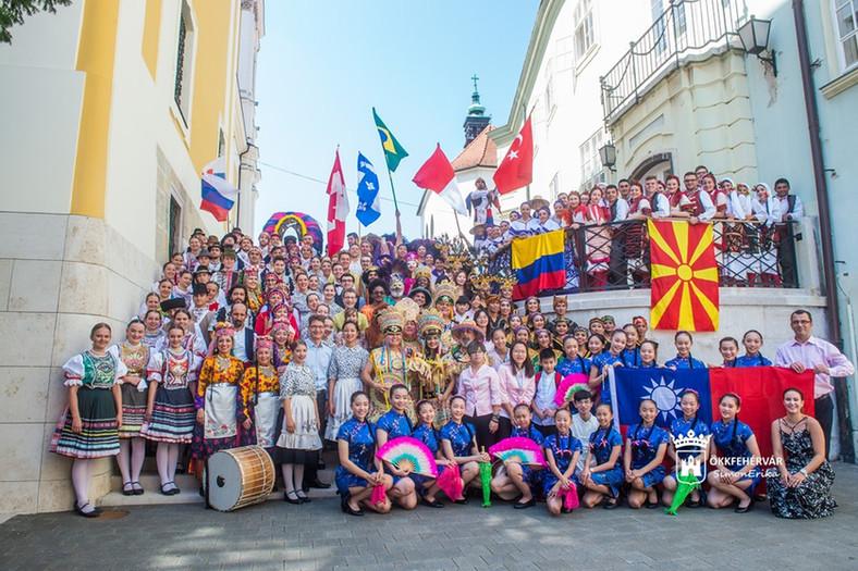 Tournée Hongrie 2019