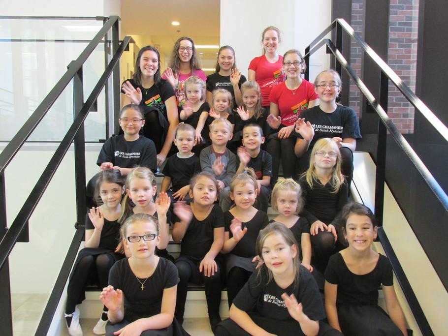 École de danse 2017-2018