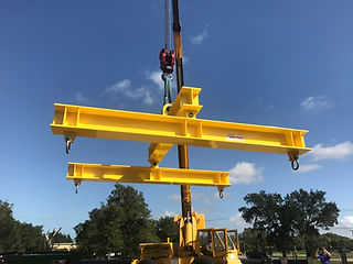 30T Low Head Room Lifting Frame