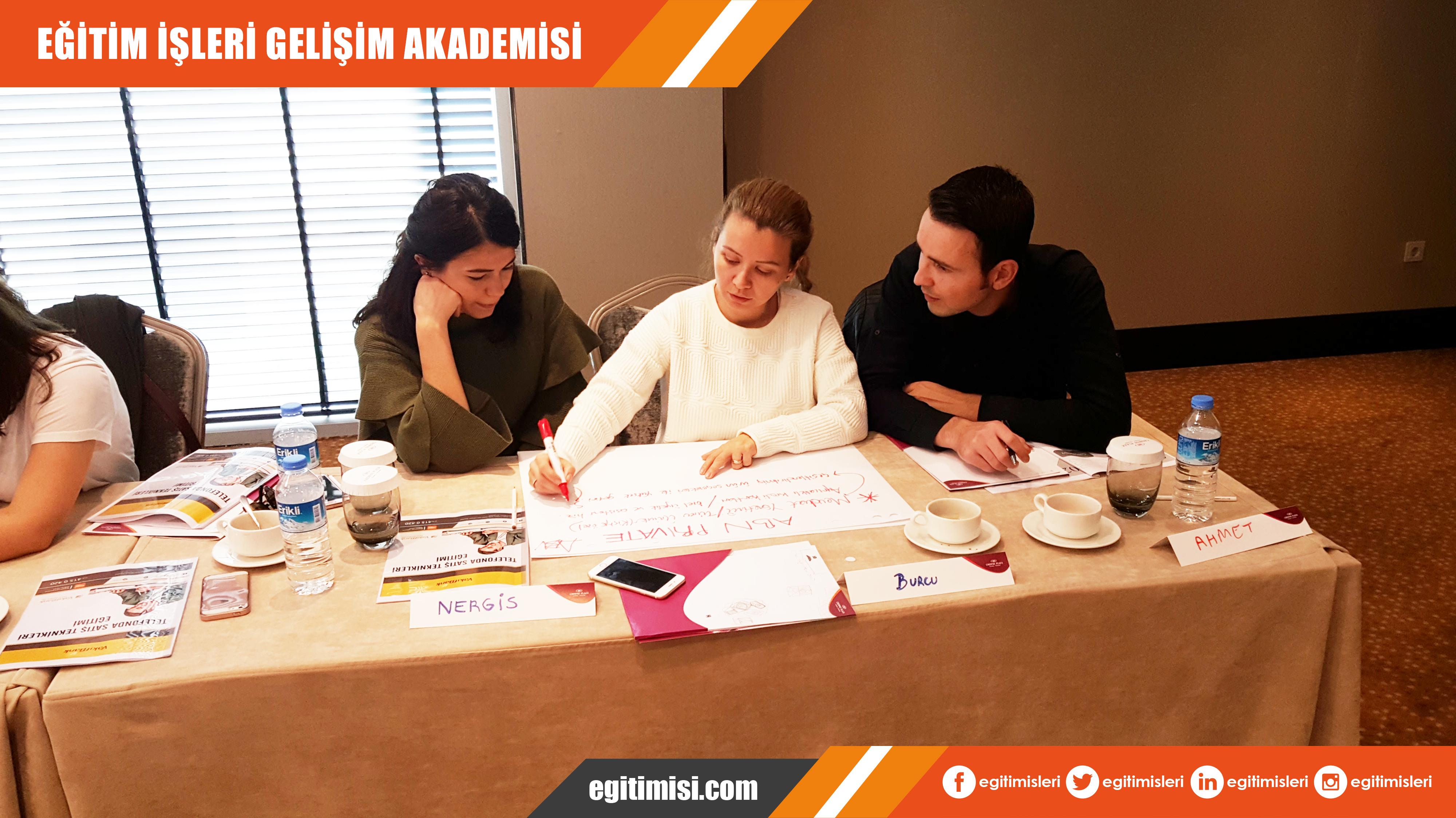 Eğitim İşleri Gelişim Akademisi