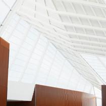 plafond blanc