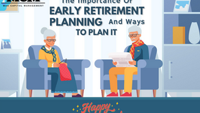 #31 The Importance Of Early Retirement Planning And Ways To Plan It