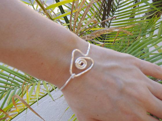 Heart Tribal Bracelet