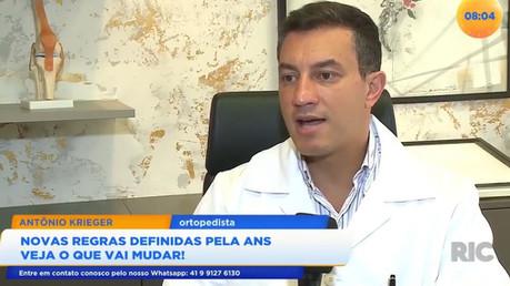 Cirurgias de coluna ganham cobertura de planos de saúde │ Dr. Antônio Krieger