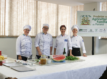 Cozinha inteligente do Centro Europeu é destaque na Mostra da FETAEP