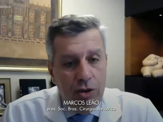 Cirurgia bariátrica em adolescentes é pauta no Fantástico │ SBCBM na Rede Globo