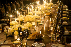 Eastnor Castle wedding long table