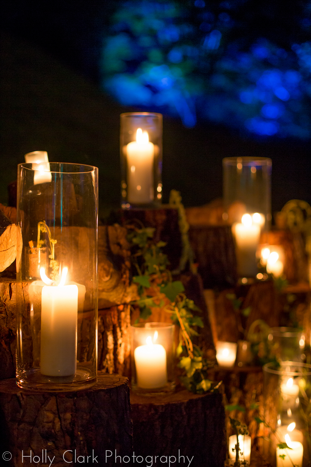 21st birthday party outdoor decor
