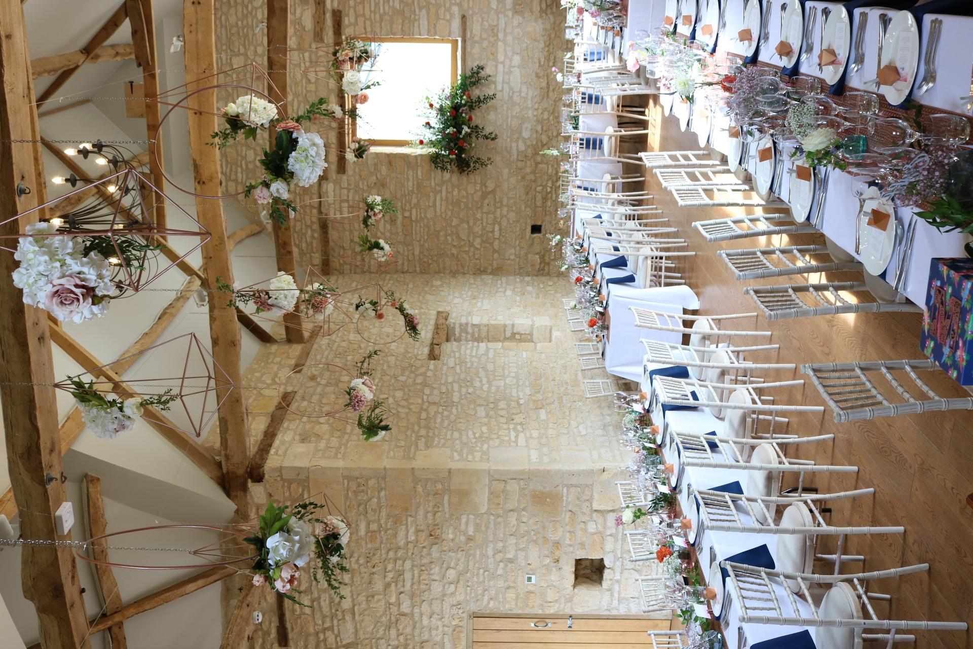 Barn at Upcote Wedding