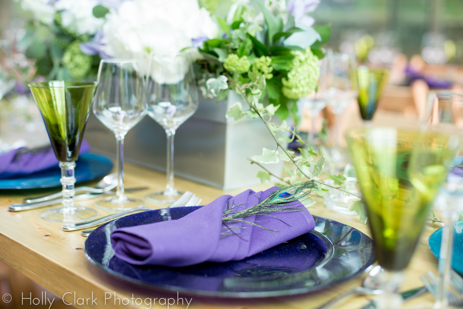 21st birthday party table styling