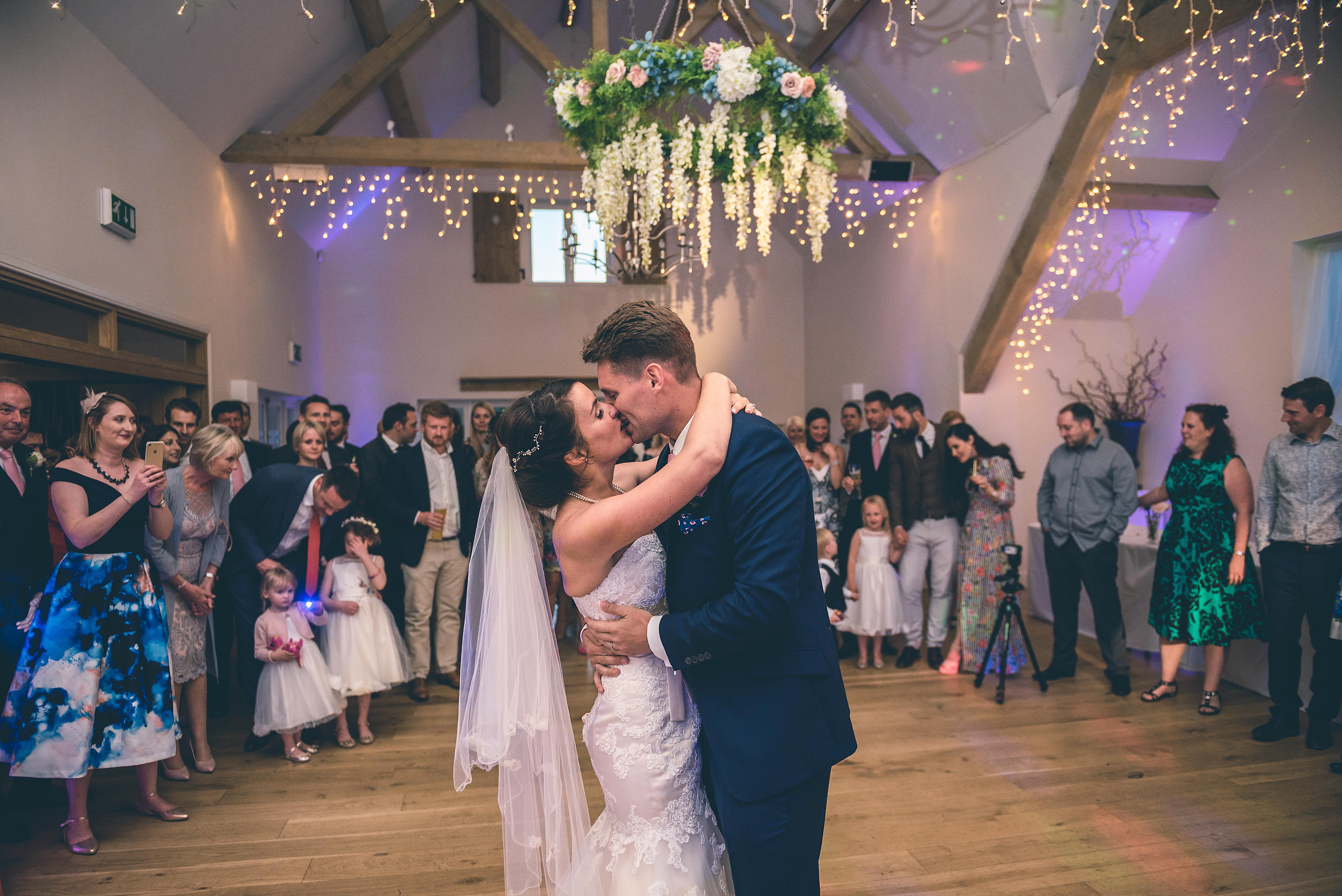 hyde house wedding first dance