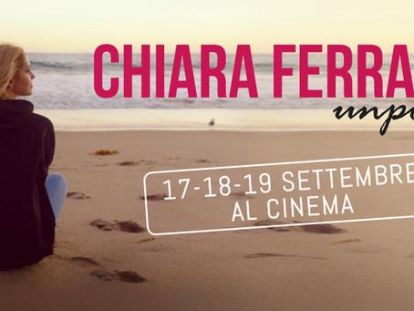 """Chiara Ferragni """"Unposted"""". L'ho visto: cosa ne penso."""