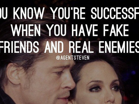 Success & Friendship: how do you manage both and well?