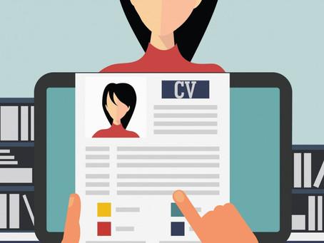 I CV che mi entusiasmano di più, e quelli meno