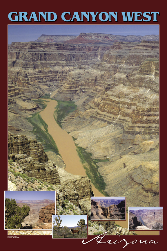 Grand Canyon West poster