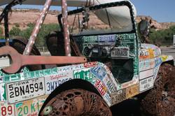 Moab transportation