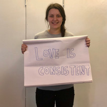 Love is consitent