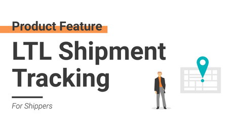 Shipper Product Feature - LTL Shipment Tracking