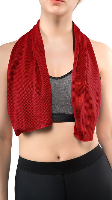 COOLING TOWEL (Red)