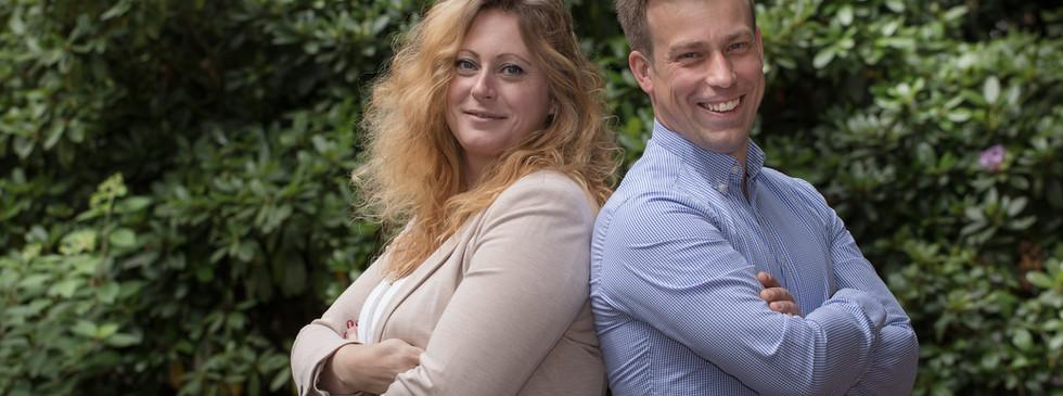 Judith Tolomello & Eric Nickisch