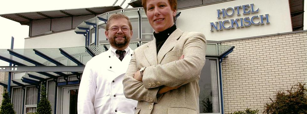 Erhard & Gerda Nickisch