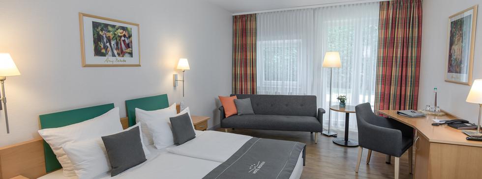 Comfort Plus Doppelzimmer