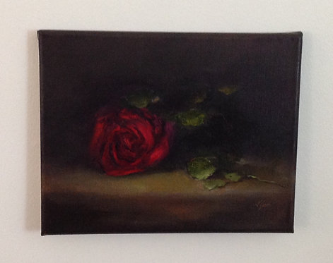 Red Rose: Sold