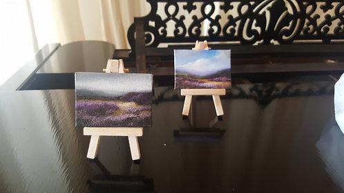 Moorland Miniature III