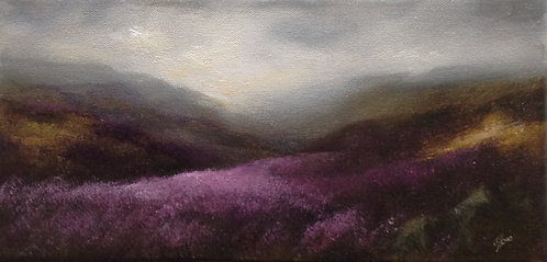 Low Sun across the Valley: Sold