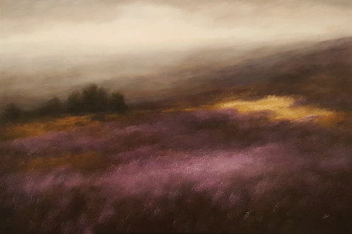 Early Evening: 24 x 36 ins