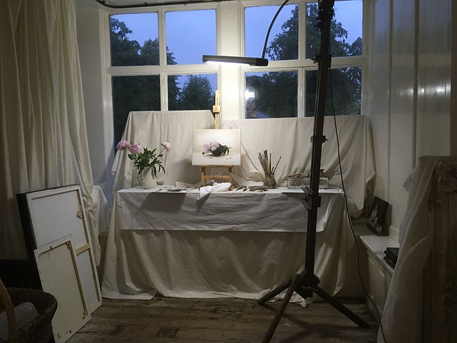 studio evening, peonies.jpg