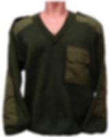 Свитер для военнослужащих А-002
