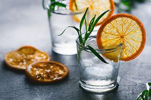 orange shots