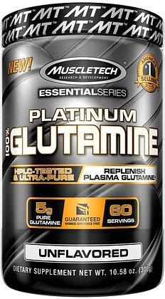 MUSCLETECH PLATINUM 100% GLUTAMINE (300g)