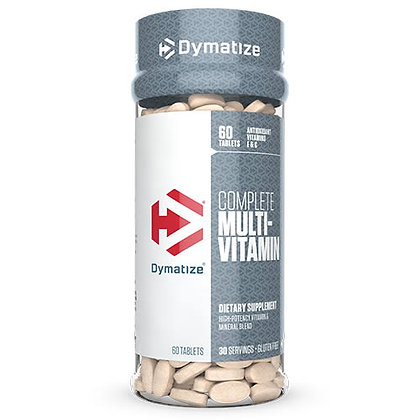 DYMATIZE COMPLETE MULTIVITAMIN (60ct)