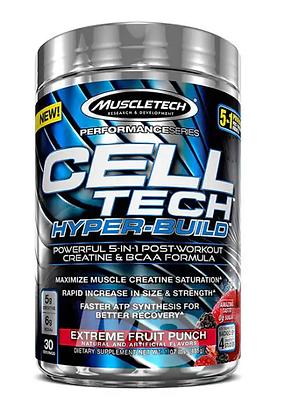 MUSCLETECH CELL-TECH HYPER-BUILD (30serv)