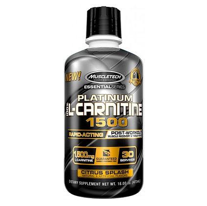 MUSCLETECH PLATINUM 100% L-CARNITINE (16OZ)