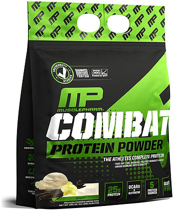 MUSCLEPHARM COMBAT PROTEIN POWDER (10LB)