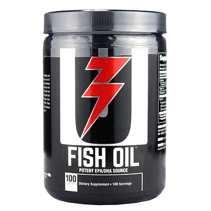 UNIVERSAL FISH OIL (100caps)
