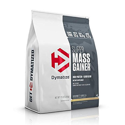 DYMATIZE SUPER MASS GAINER (12LB)