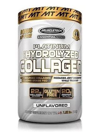 MUSCLETECH PLATINUM 100% HYDROLYZED COLLAGEN (62caps)