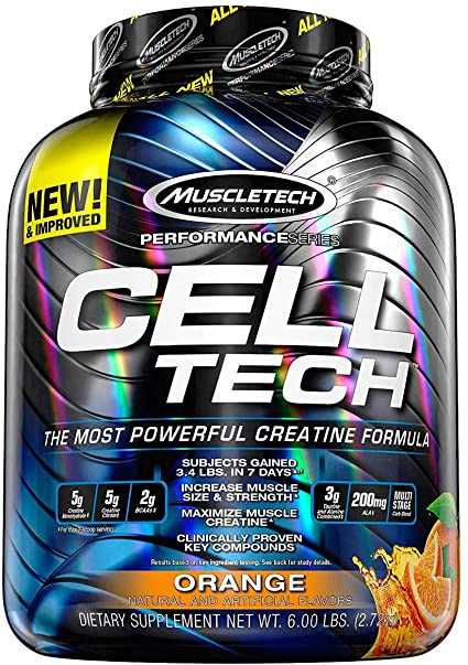 Creatina Cell Tech Muscletech