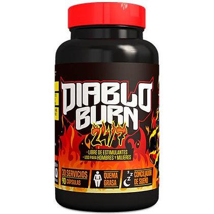 DIABLO BURN 24/7 (90caps)