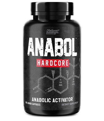 NUTREX WARRIOR ANABOL (60caps)