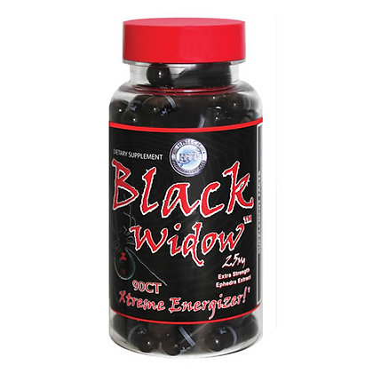HIGH TECH PHARMACEUTICALS BLACK WIDOW (90caps)